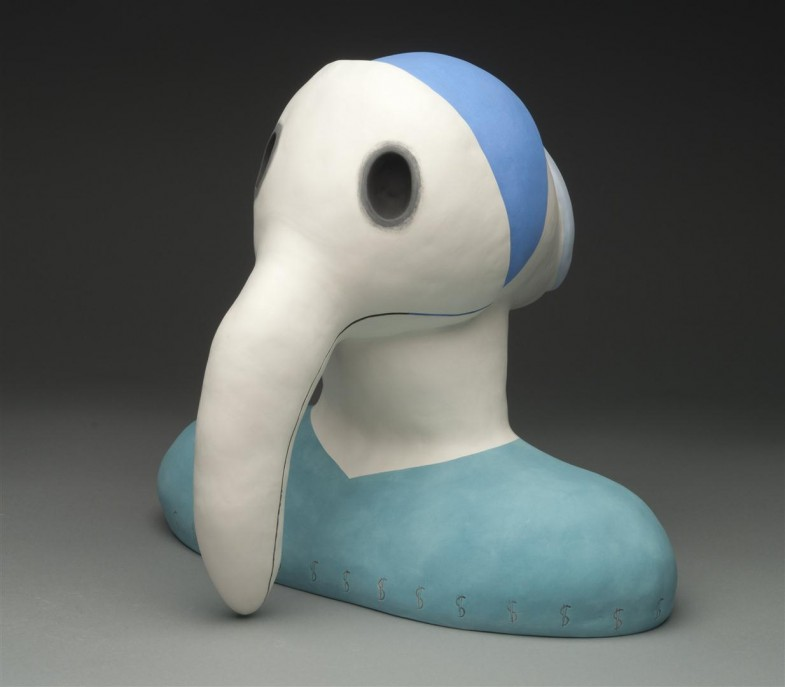 ceramic sculpture, contemporary ceramics, bubonic